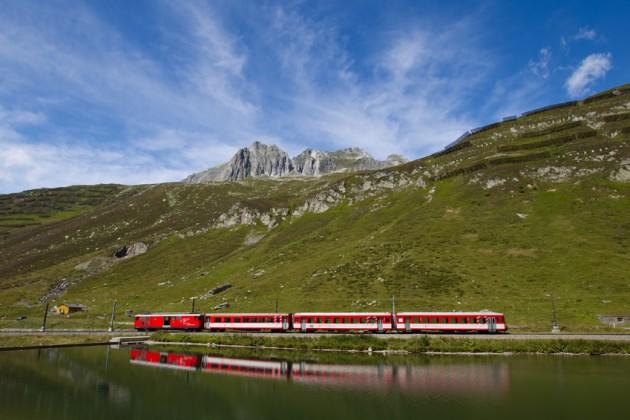 infrastrutture in svizzera