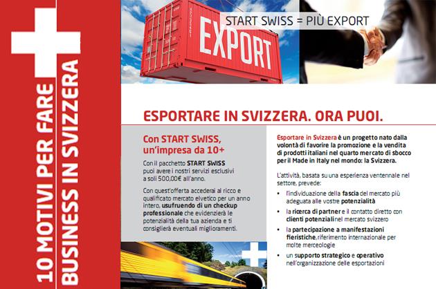 Esportazione svizzera